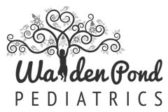 Walden Pond Pediatrics, Concord Pediatricians logo for print